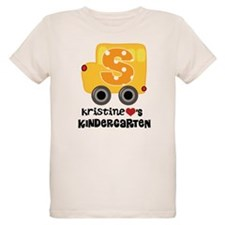 Personalized Kindergarten T-Shirt