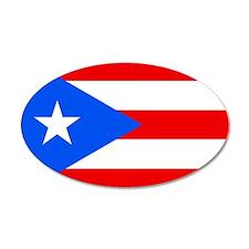 Puerto Rico Wall Decal