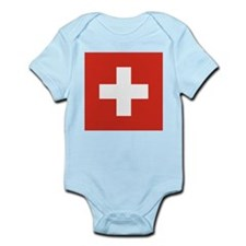 Switzerland Body Suit