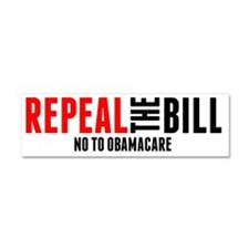Repeal bumper_10x3 Car Magnet 10 x 3