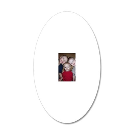 102_2326 20x12 Oval Wall Decal