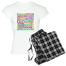 multiDecolores Pajamas