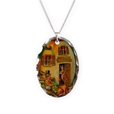 easter-egg-house Necklace