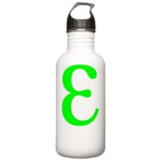 10x10BigGreenTrEps Water Bottle