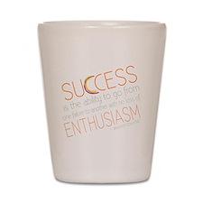 success4 Shot Glass