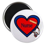 Nurse Heart Magnet