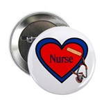 Nurse Heart Button