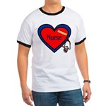Nurse Heart Ringer T
