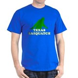 TEXAS BIGFOOT TEXAS SASQUATCH T-Shirt