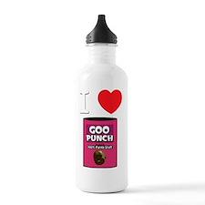ilovegoopunch2 Water Bottle