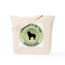 Schipperke Property Tote Bag