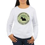 Scotty Property Women's Long Sleeve T-Shirt