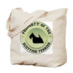 Scotty Property Tote Bag
