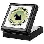 Scotty Property Keepsake Box