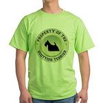 Scotty Property Green T-Shirt