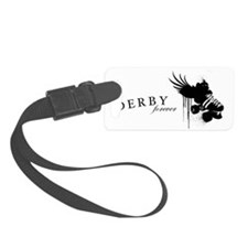 2-derbyforever.eps Luggage Tag