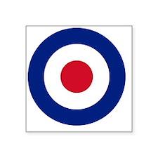 "RAF_10x10 Square Sticker 3"" x 3"""