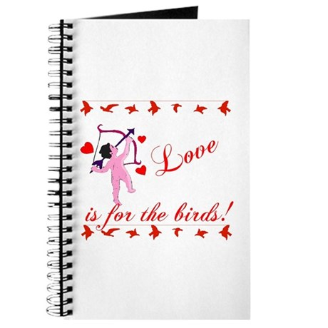 Love is for the Birds Journal