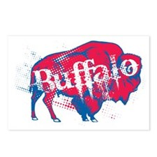 JstBuffalo_BillsBlk Postcards (Package of 8)