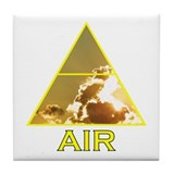 Air Element Tile Coaster