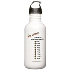 Guide to Woodworking Water Bottle
