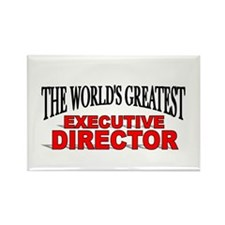 """The World's Greatest Executive Director"" Rectangl"