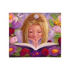 Princess Garden Throw Blanket
