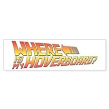 back future bumper stickers car stickers decals more. Black Bedroom Furniture Sets. Home Design Ideas