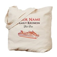 FAMILY REUNION CRUISE Tote Bag