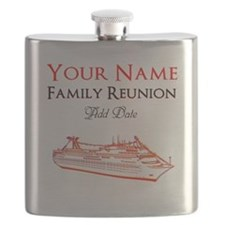 FAMILY REUNION CRUISE Flask