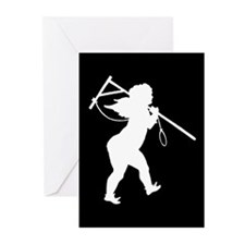 Cupid Meets Reality 2 Cards (Pk of 10)