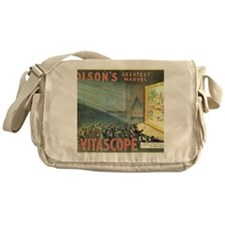 movie poster edison Messenger Bag