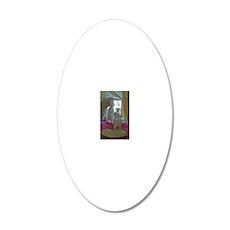 TRIO-ORN-Apr-8th 20x12 Oval Wall Decal