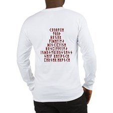 Runic Virtues Long Sleeve T-Shirt