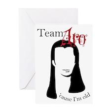 TeamOld Greeting Card