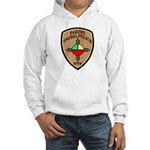 Fakowi Tribal Police Hooded Sweatshirt