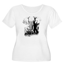elephats_mom_ T-Shirt