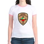 Fakowi Tribal Police Jr. Ringer T-Shirt
