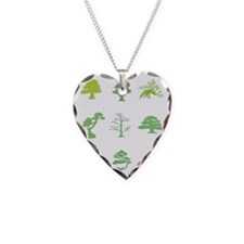 Bonsai Trees Necklace
