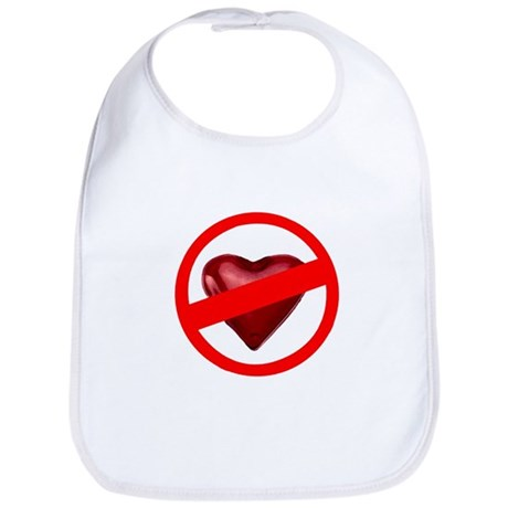 No Love Bib