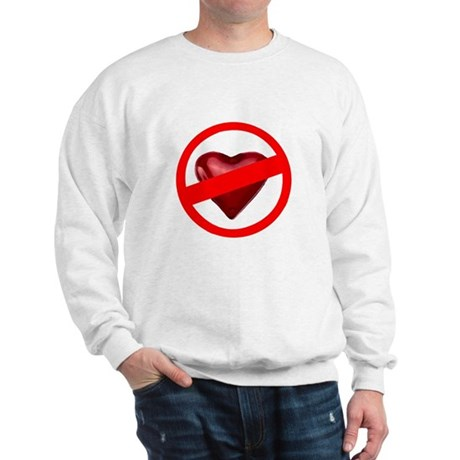 No Love Sweatshirt