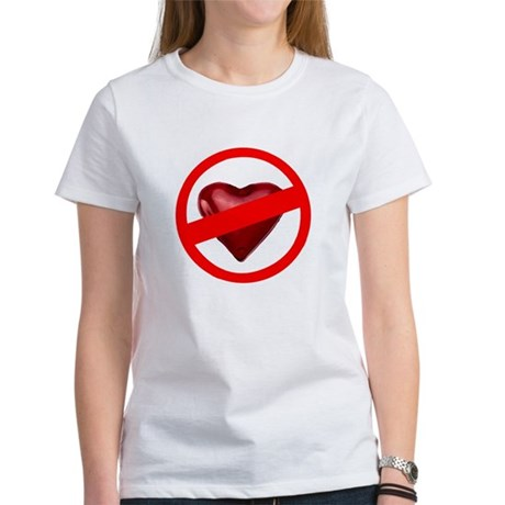 No Love Women's T-Shirt