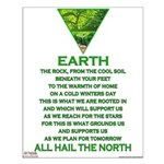 Earth Element Small Poster