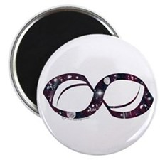 """Infinity or Lemniscate 2.25"""" Magnet (10 pack)"""