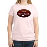 Team Afghan Women's Pink T-Shirt