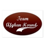 Team Afghan Postcards (Package of 8)