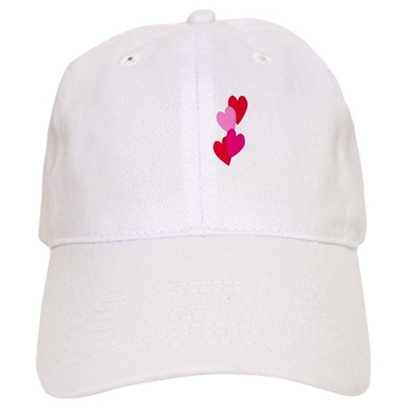Candy Hearts Cap