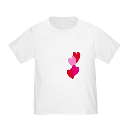 Candy Hearts Toddler T-Shirt