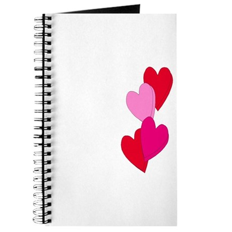Candy Hearts Journal