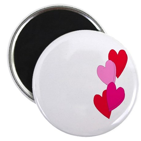 "Candy Hearts 2.25"" Magnet (10 pack)"